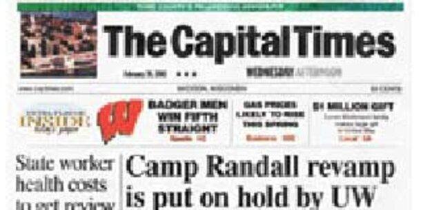 US-Tageszeitung zieht ins Internet um