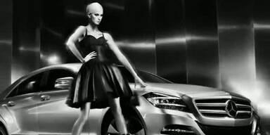 2011: Captivated. Der neue Mercedes CLS.