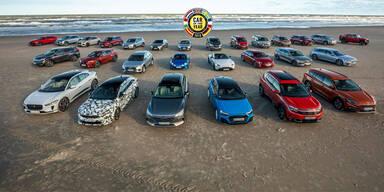 Car of the Year 2019: Die Finalisten