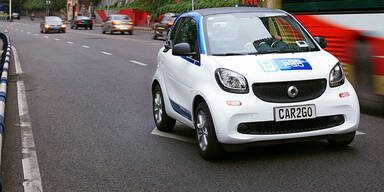 car2go hat jetzt 2 Millionen Kunden