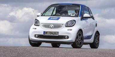 Carsharing-Anbieter car2go gibt weiter Gas