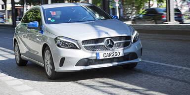 car2go bringt Mercedes-Modelle nach Wien