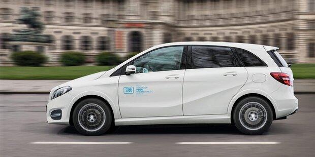 car2go in Wien jetzt mit 150.000 Kunden