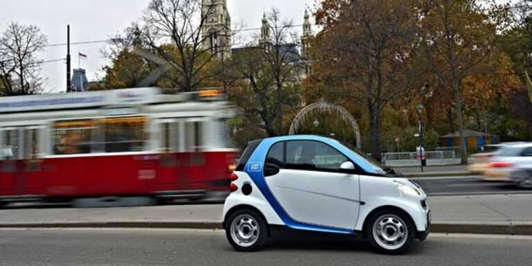car2go hat in Wien schon 30.000 Kunden
