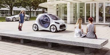 car2go zeigt Carsharing der Zukunft