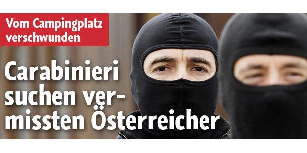 Österreicher in Italien vermisst