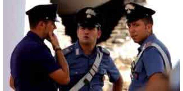 Neuer Schlag gegen italienische Mafia