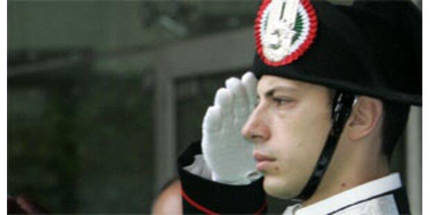 Carabinieri müssen jetzt treu sein