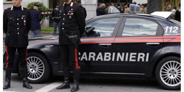 Razzia kostet Mafia 100 Mio. Euro
