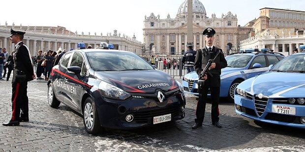 Imam plante Anschlag in Rom