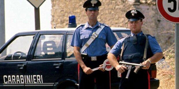Drei mächtige Mafia-Schwestern verhaftet