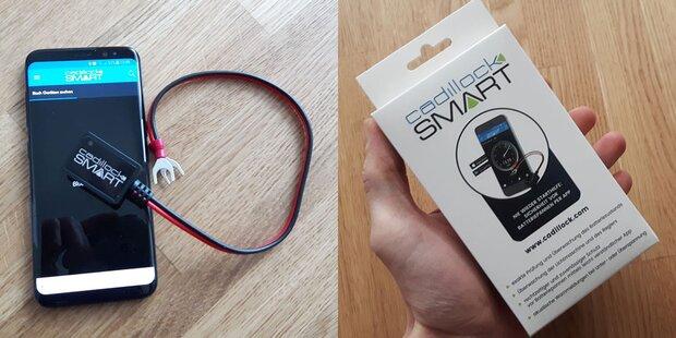 Autobatterie-Überwacher im Test