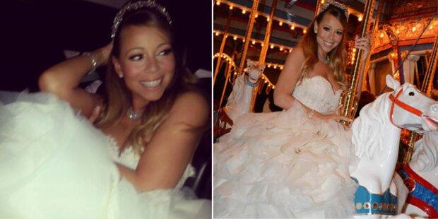 Mariah Carey erneuerte Eheversprechen