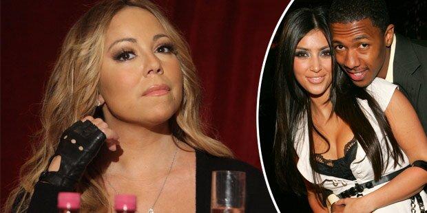 Carey: Kardashian schuld an Ehe-Aus?