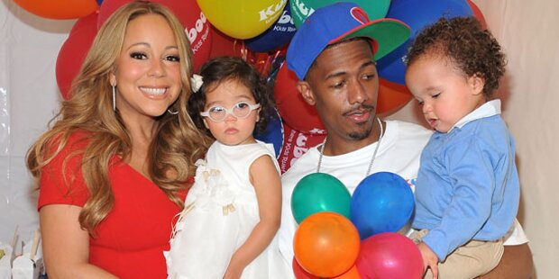 Mariah Carey: Null Bock auf volle Windeln