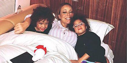 "Mariah Carey: ""Kids in Wien dabei"""