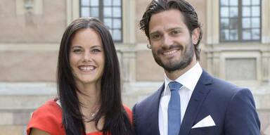 Prinz Carl Philip von Schweden, Sofia Hellqvist