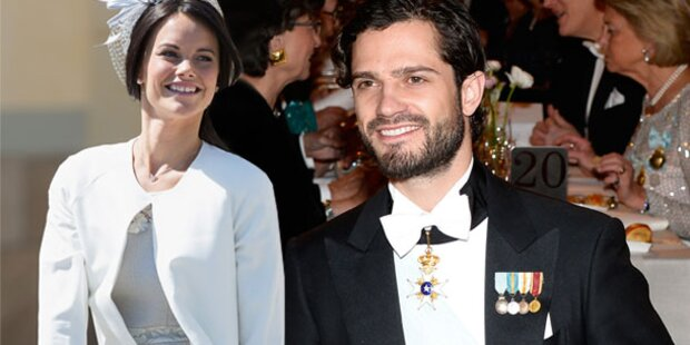 Carl Philip: Bald mit Freundin Sofia verlobt?