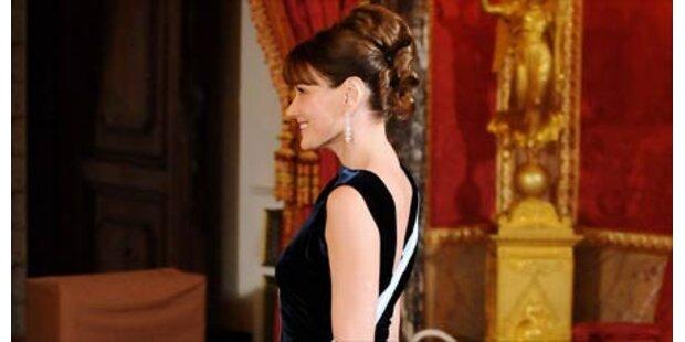 Carla Sarkozy will eigene Angestellte