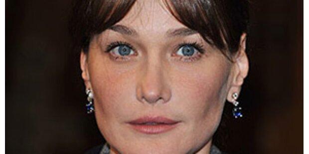 Verdankt Carla Bruni ihr frisches Strahlen Botox?