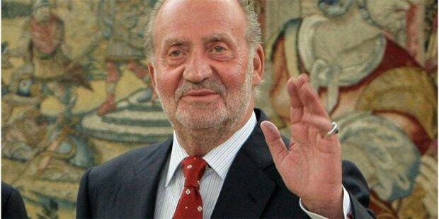 Hatte König Juan Carlos was mit Lady Di?