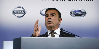 Carlos Ghosn ist neuer ACEA-Präsident