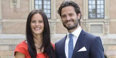 Schwedens Prinz Carl Philip ist verlobt