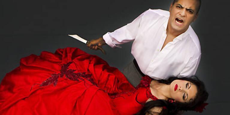 """Opern Air"" heuer heißblütig mit Carmen"