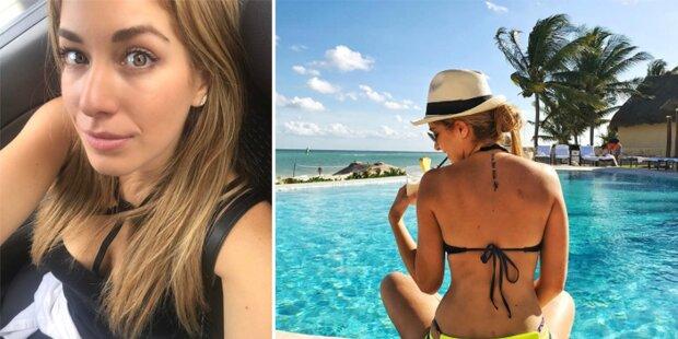 Soap-Star mit Nackt-Fotos erpresst: Ihre geniale Reaktion