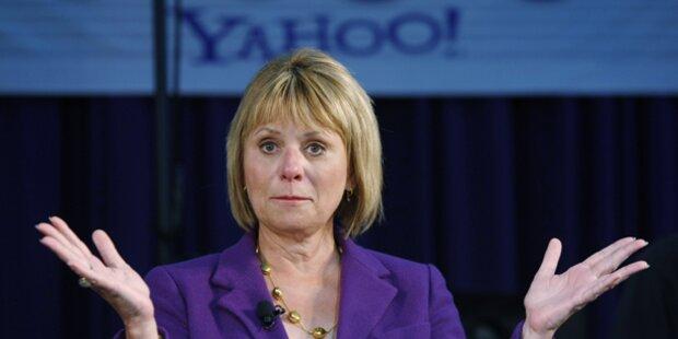 Yahoo feuert Konzernchefin Carol Bartz