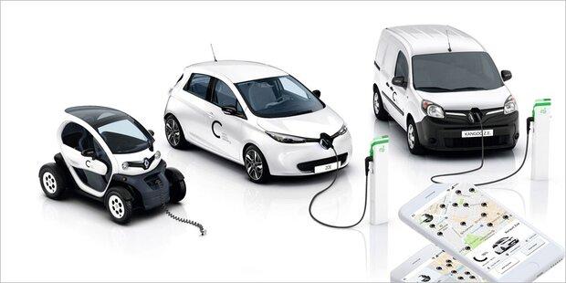 car2go-Gegner startet mit reiner E-Flotte
