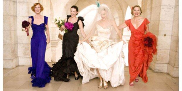Carries Brautkleid auf Net-à-porter