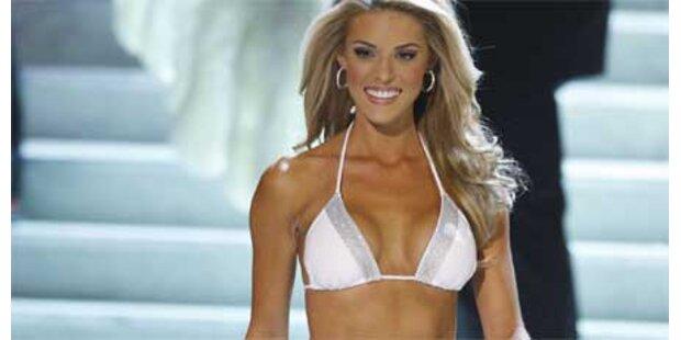 Nacktfoto könnte Miss California stürzen