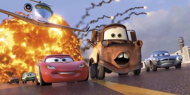 """""""Cars 2"""" rast an die US-Kinospitze"""
