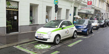 Carsharing in Wien kommt in Fahrt
