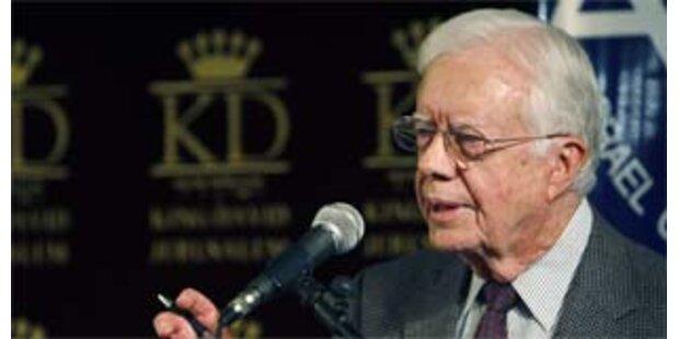 Hamas-Sprecher relativiert Carter-Aussagen