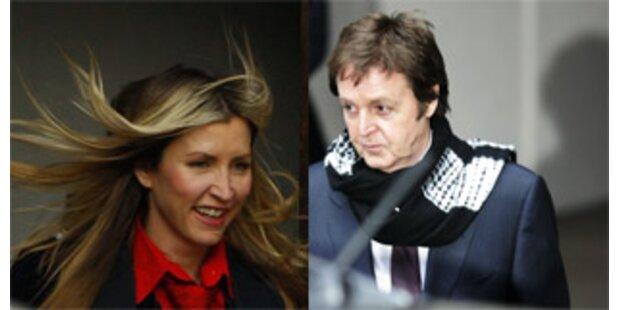 McCartney zahlt Mills 74 Millionen Euro