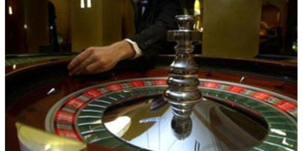 Neustrukturierung bei Casinos und Lotterien
