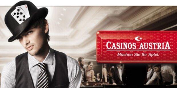 ÖSTERREICH hat das schönste Casino Austria gewählt!