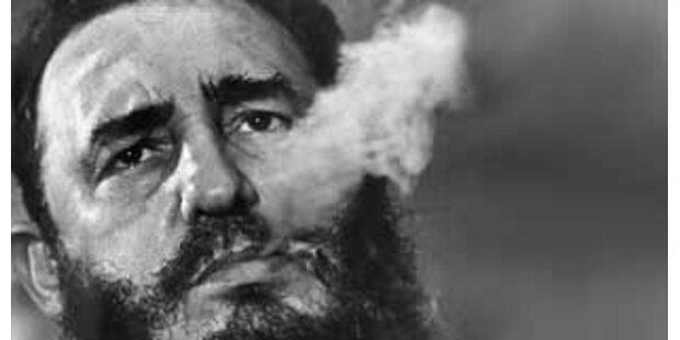 Stationen im Leben Fidel Castros