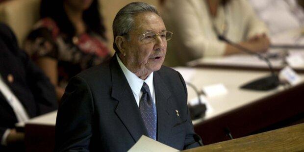 Kuba bereitet sich auf Krieg vor