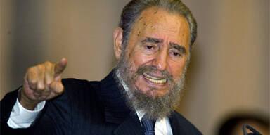 Castro bei Gipfeltreffen Blockfreier