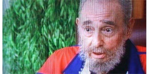 USA reagieren skeptisch auf Castro-Rückzug