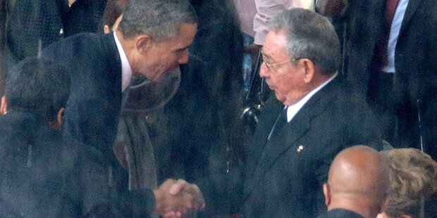 USA lockern Embargo gegen Kuba