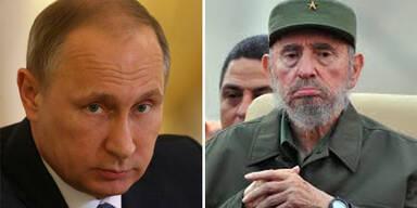 Werden Putin und Castro Reality-Stars?
