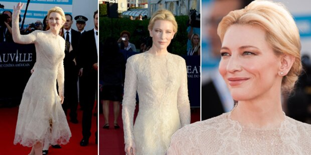 Blanchett: Hollywood-Glamour in Frankreich