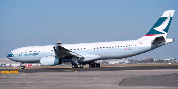 Das sind die sichersten Airlines der Welt