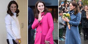 Herzogin Kate: Gerüchte um das Baby-Geschlecht