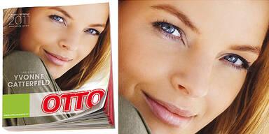 Yvonne Catterfeld neue OTTO Versand Gesicht