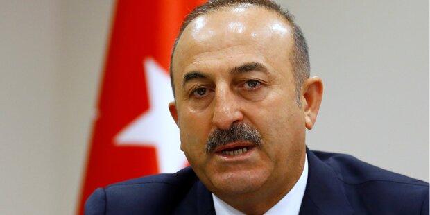 Türkei droht Österreich mit Rache